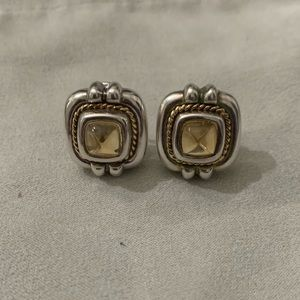 Tiffany & Co. Citrine Earrings